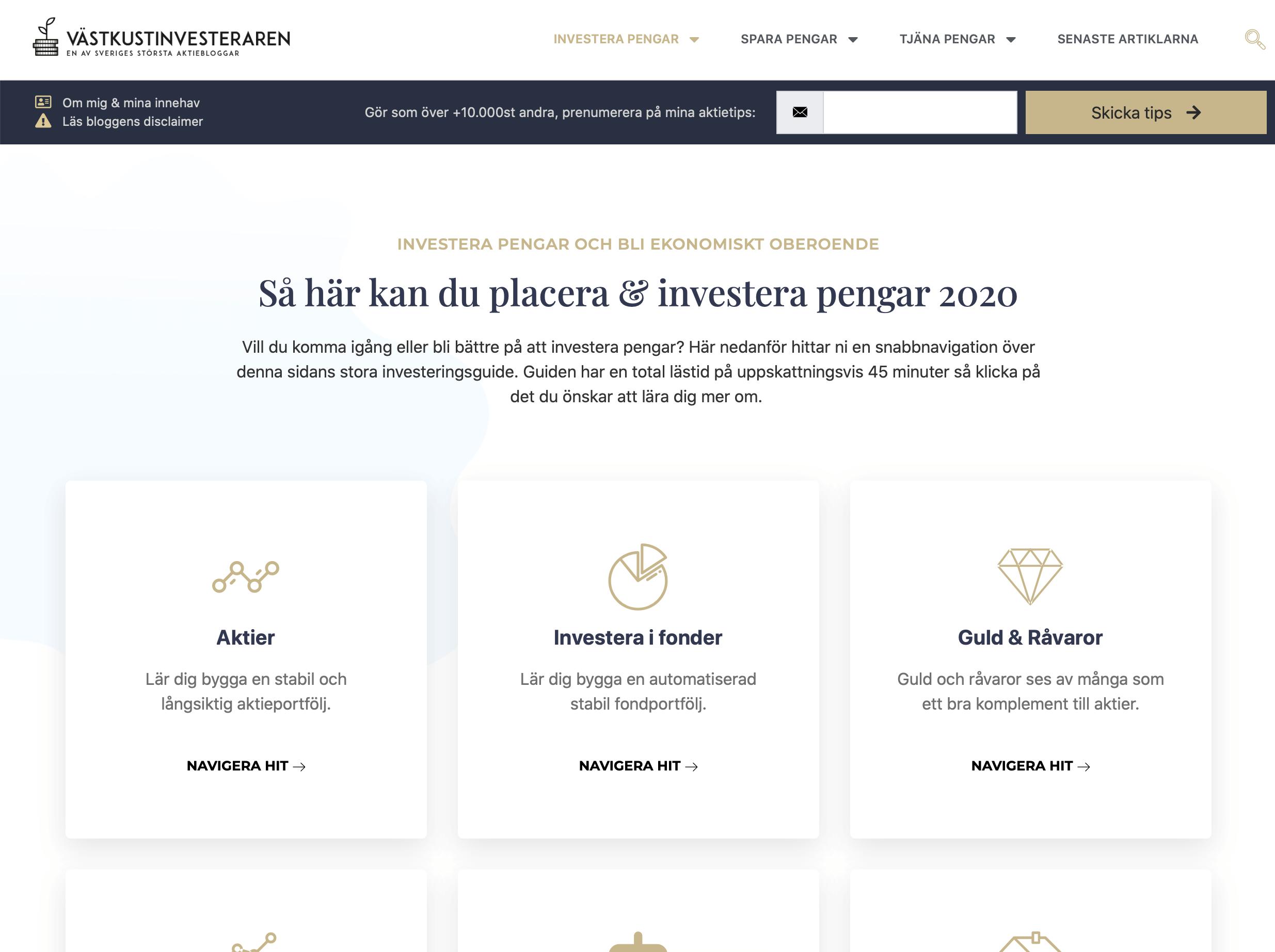 Västkustinvesteraren.se