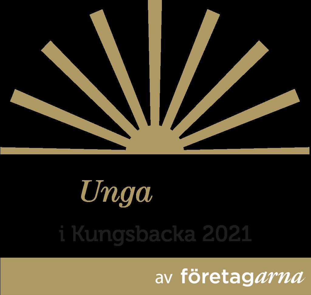 Årets Unga Företagare logotyp Kungsbacka 2021